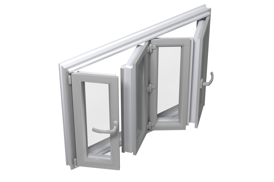 Upvc windows doors nawa international Folding window